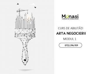 CURS ARTA NEGOCIERIIA