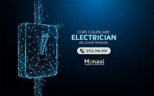 ELECTRICIAN – EXPLOATARE MEDIE ȘI JOASĂ TENSIUNE