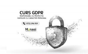 Responsabil cu prelucrarea datelor cu caracter personal GDPR