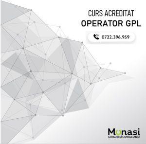 Operator umplere recipiente GPL
